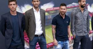قادة برشلونة