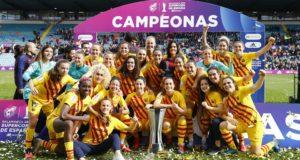 برشلونة لكرة القدم للسيدات