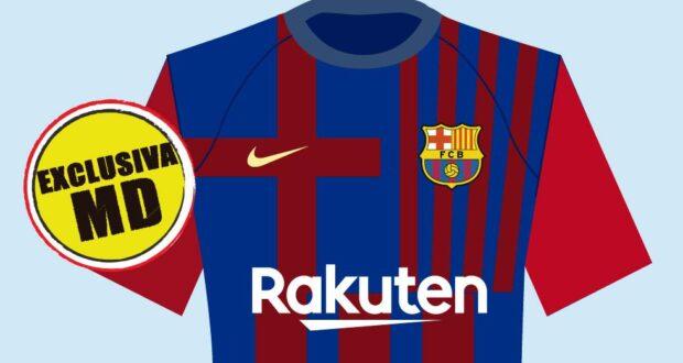 قميص برشلونة