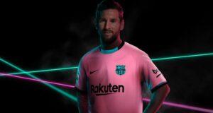 قميص برشلونة ميسي