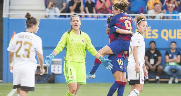 برشلونة - كلاسيكو السيدات