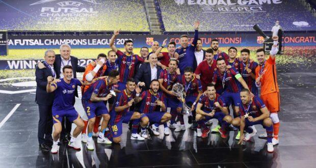 كرة الصالات أبطال أوروبا