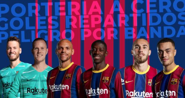 بدلاء برشلونة