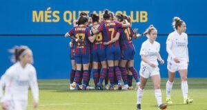 برشلونة سيدات
