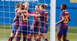 سيدات برشلونة