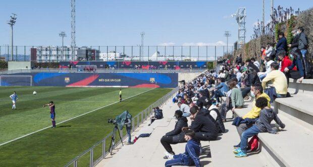 يعود الشغف إلى مدرجات المدينة الرياضية لـ برشلونة 1
