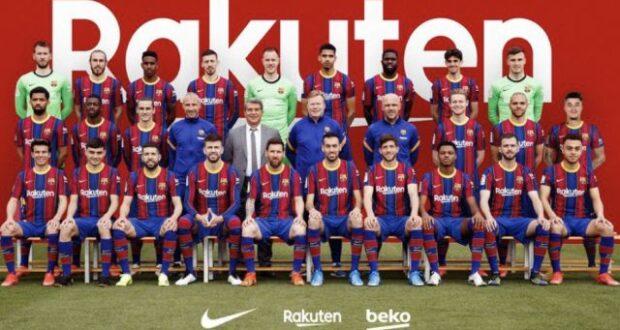 برشلونة 2021/22