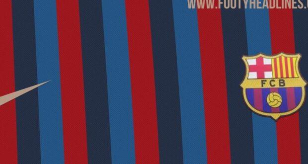 قميص برشلونة 2022-23