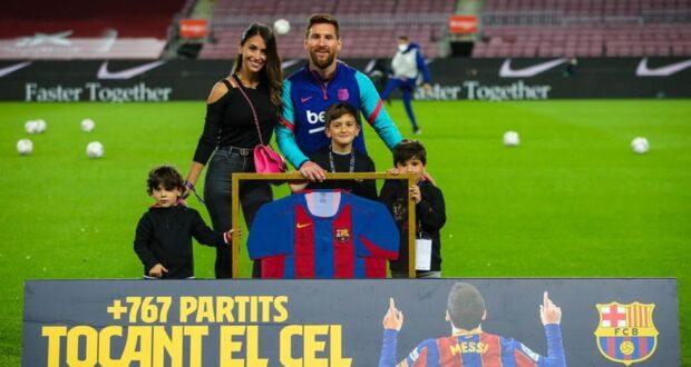 عائلة ليو ميسي