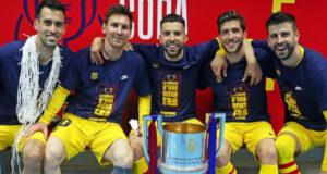 برشلونة - كأس الملك