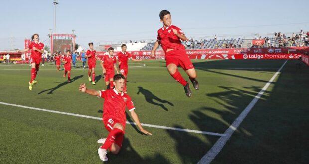 """""""قضية فاتي"""" أخرى : برشلونة يخطف 147 هدفًا من إشبيلية 1"""