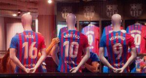 قمصان برشلونة - متاجر